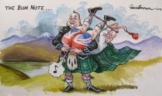 We love subtle humour, us cartoonists