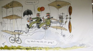 More brilliance from Rupert Besley!