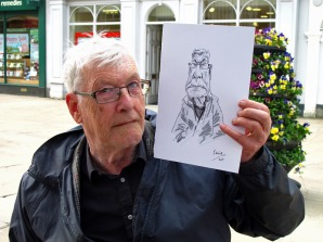 cartoon-festival-caricaturist